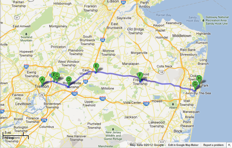 Happy Thursday Images With Dogs Map Of New Jersey Beac...